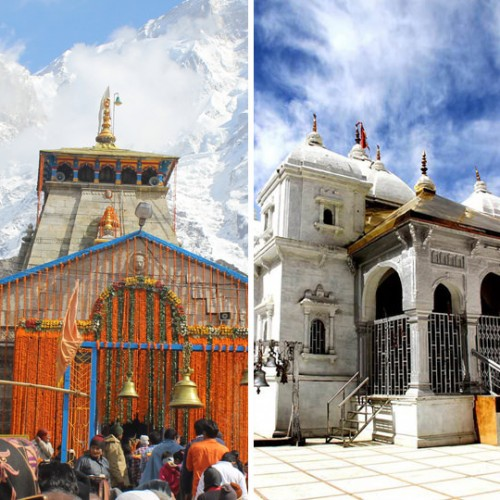 Char Dham Bike Tour Package from Haridwar